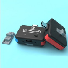 Switch Payloads RCM Jig Injector, Cochanvie Portable Dongle SX OS Available Nintendo Switch RCM NS Short Connector + Injector JI [Hot Sales]