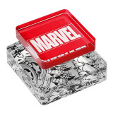 Marvel Car Perfume Holder Crystal Empty Bottle Men High-end Car Decoration