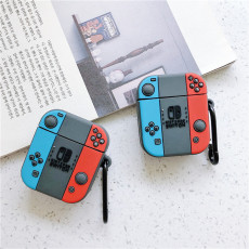 Switch creative AirPods case shockproof silicone Apple headphone protective cover