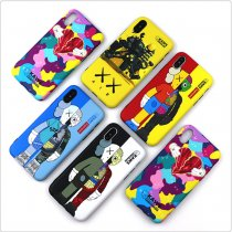 Kaws Doll Apple Iphone XSMAX Phone Case