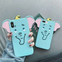 Disney Dumbo Silicon phone case iphone apply