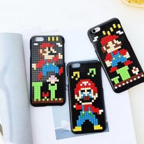 LEGO Block Super Merry Assemble phone Case Silicone Cartoon phone Case
