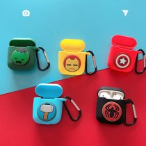 Marvel Avengers AirPods Case Earphone Silicon Protective Cover