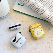 Pikachu Airpods case Universal Soft Apple Bluetooth Wireless Headset Shell