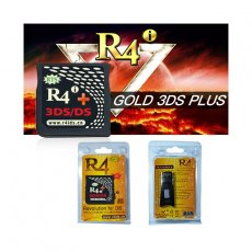 R4I GOLD 3DS Plus Flashkarte