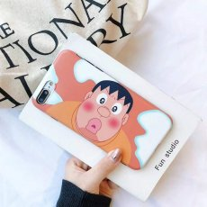 Cute Big G phone Shell iPhoneX 7plus/Xs max Soft Frosted Cover mate airpods case