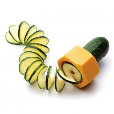 Creative Spiral Cucumber Slicer Mask Beauty Makeup -- As seen on TV