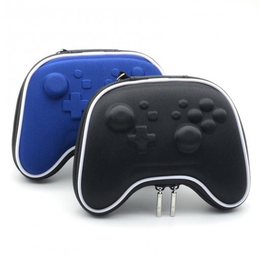Nintend Switch Pro Controller Handle Travel Carrying Bag EVA Hard Protective Pouch Storage Case