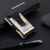 Carbon Fiber RFID Blocking Card Wallet