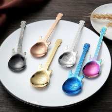 Electric Guitar Spoon Personalized Spoon
