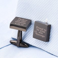 Bridegroom & Bride's Father Cufflinks