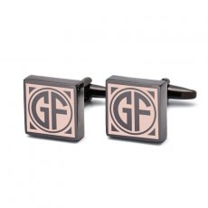 Luxury Monograms Cufflinks