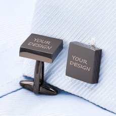 Custom Business Style Cufflinks