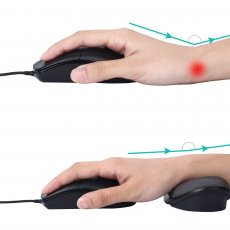 Mouse Wrist Rest Pillow