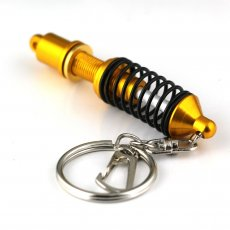 Mini Shock Absorber Keychain