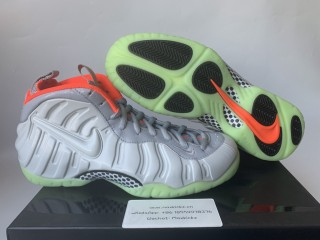 Nike Air Foamposite One Pro ''Pure Plat Inum''