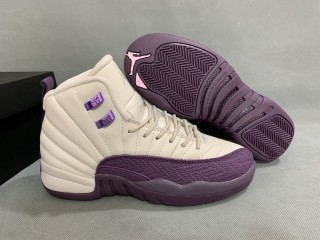 Air Jordan 12 Retro ''Pro Purple''