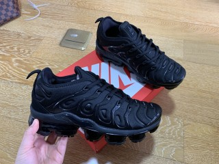 Nike Air Vapormax All Black Retail Quality