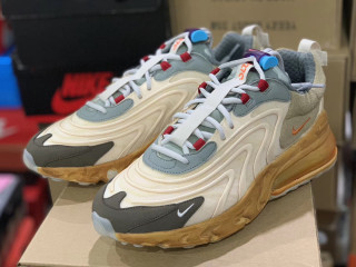 "Travis Scott x Nike Air Max 270 React ""Cactus Trails"""