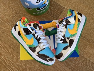 Nike SB Dunk Low ''Chunky Dunk'' ($185 with special box)