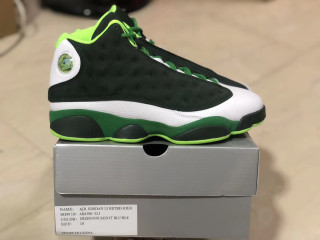 Air Jordan 13 Retro Green/UNI