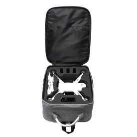 Propeller Accessories Storage Bag Battery Backpack for Xiaomi FIMI A3 1080P Drone for 5.8G GPS FPV Image Transmission Plane - Grey