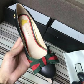 High Heels Bows Shoes Holiday Shoes Fashion