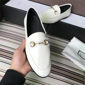 White simple shoes women's shoes cool