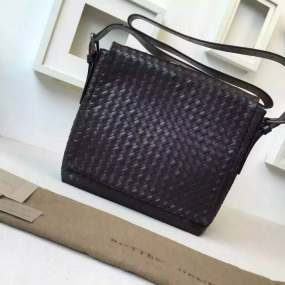 Bottega Veneta high quality 699 Intrecciato Leather Messenger Bag