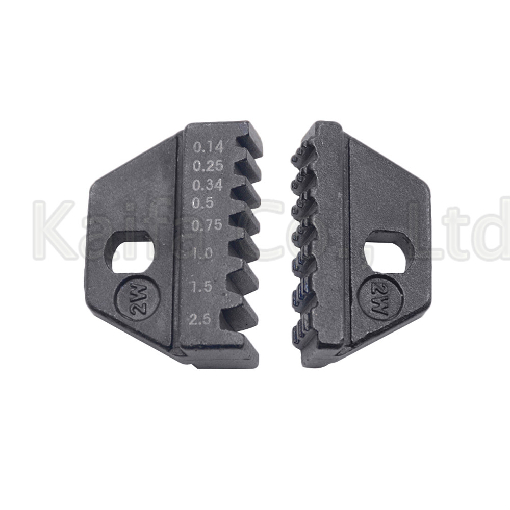 1 pcs SN-02WF crimper Die Sets 0.14-2.5mm2 26-14AWG suit SN28b die set crimping hot sale SN02WF
