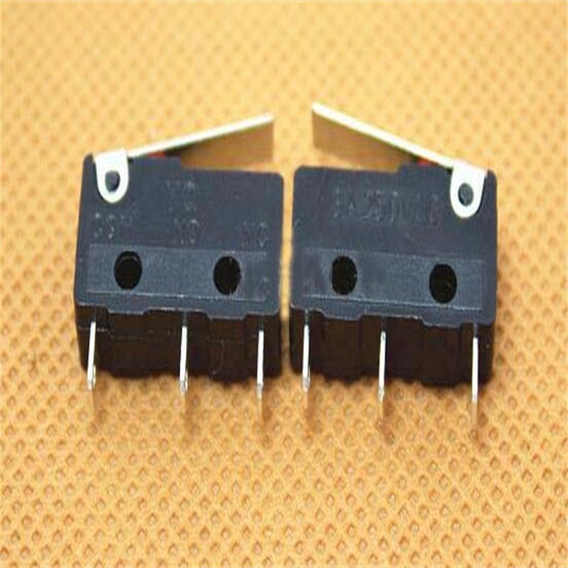100 Pcs KW11 Laser Machine Micro Limit Sensor Auto Switch