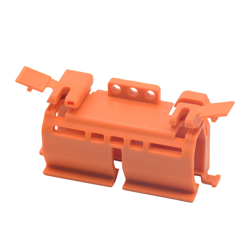 1pcs/lot,WAGO type Wire Wiring Connect 222 series universal terminal distribution box rail bracket PA66