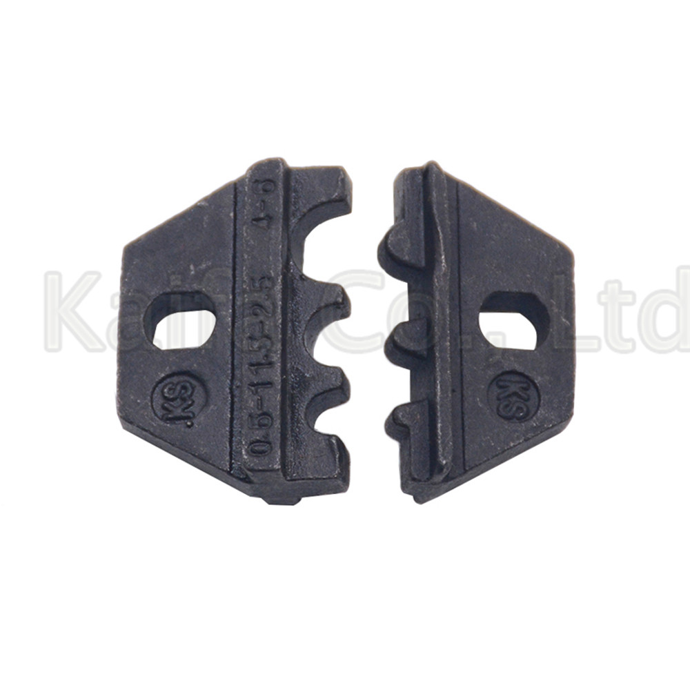 1 pcs SN-06 crimper Die Sets 0.5-6mm2 20-10AWG  suit SN28b die set crimping hot sale SN06