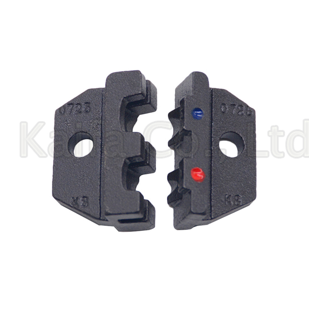 1 pcs SN-0725 crimper Die Sets 0.5-2.5mm2 20-14AWG suit SN28b die set crimping hot sale SN0725
