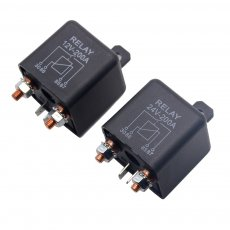 New Car Truck Motor Automotive high current relay 12V/24V 120A 2.4W Continuous type Automotive relay car relays