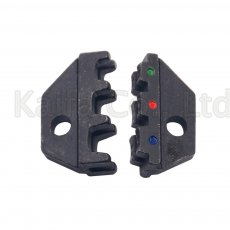 1 pcs SN-02C crimper Die Sets 0.25-0.5mm2 24-20AWG 0.75-1.5mm2 18-16AWG 2.0-2.5mm2 14AWG suit SN28b crimping SN02C