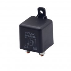 Car Truck Motor Automotive high current relay 24V 200A 2.4W  Continuous type Automotive relay car relays