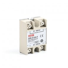 solid state relay SSR-25AA-H 25A actually 80-250V AC TO 90-480V AC SSR 25AA H relay solid state Resistance Regulator