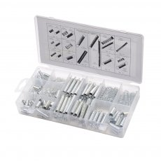 200PCS/set hardware Tension spring compression spring set in box 20 Size Springs Assortment