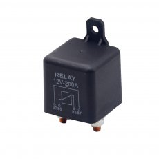 Car Truck Motor Automotive high current relay 12V 200A 2.4W Continuous type Automotive relay car relays free shipping