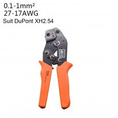 SN-28B 0.1-1 mm2  crimping tools for wire end sleeves high quality multi-function crimping pliers tube crimping pliers