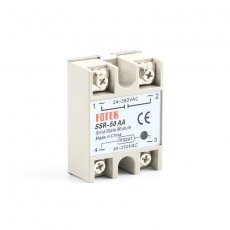 solid state relay SSR-50AA 50A actually 80-250V AC TO 24-380V AC SSR 50AA relay solid state