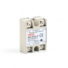 solid state relay SSR-90AA-H 90A actually 80-250V AC TO 90-480V AC SSR 90AA H relay solid state Resistance Regulator