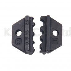 1 pcs SN-0325 crimper Die Sets 0.5-2.5mm2 20-13AWG  suit SN28b die set crimping hot sale SN0325