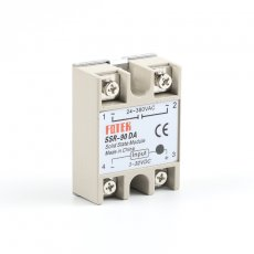Industrial   Solid State Relay  SSR-90DA 90A DC control AC