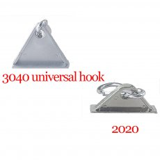 1PC Activity Hook Movable Metal Accessories for 2020,3040 Series Aluminum Profiles