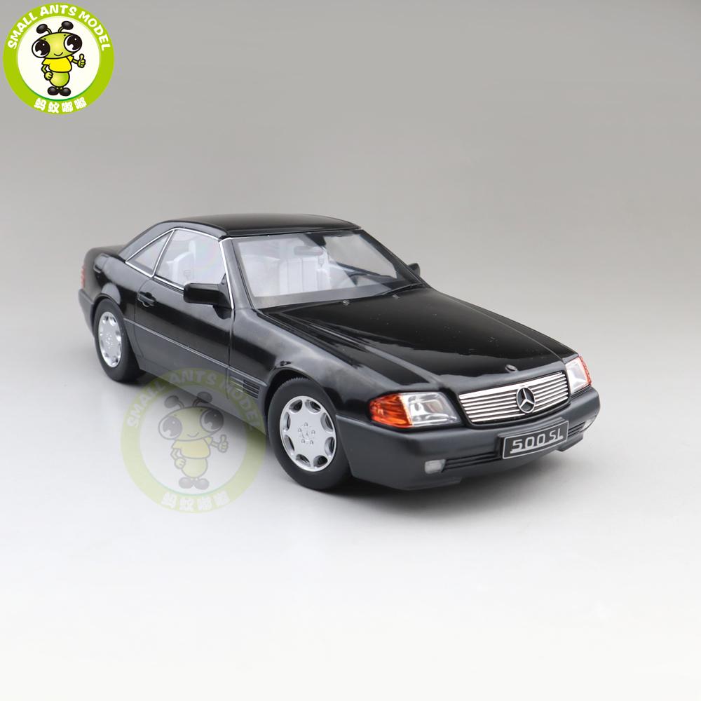 1//18 KK-SCALE MERCEDES BENZ SL-CLASS 500SL R129 SPIDER WITH HARD-TOP 1993