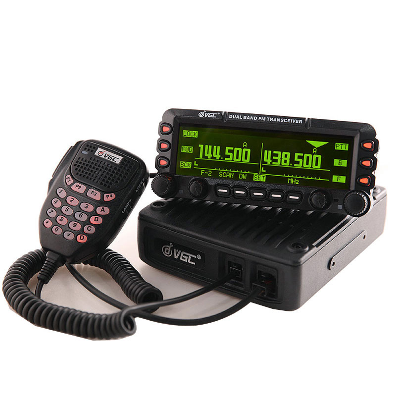 VERO 50W Dual Band Mobile Radio VR-6600PRO A Mobile Radio Wiring on