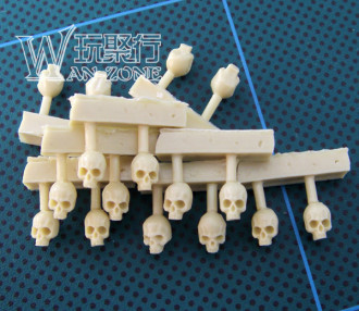 Skeleton 5MM 20pcs for warhammer 40K Reconstruction