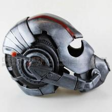 3D Paper Model Ant Man Helmet Mask 1:1 Wearable Cosplay Prop Child Adult DIY Handmade Toys